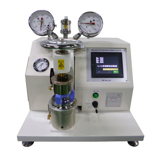 No.304 MULLEN 高压型破裂度试验机・No.305 MULLEN 低压型破裂度试验机插图