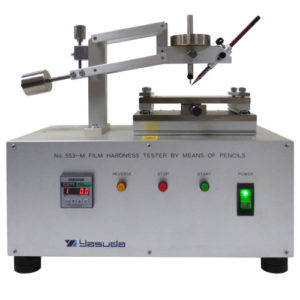 No.553 铅笔刮檫硬度试验机(涂膜硬度、涂装强度、铅笔刮檫试验机)插图1
