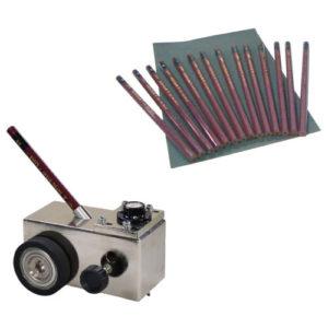 No.553 铅笔刮檫硬度试验机(涂膜硬度、涂装强度、铅笔刮檫试验机)插图3